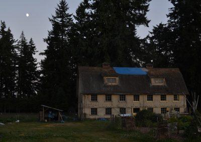 Barn needs insulation & new roof
