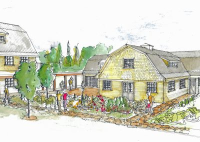 Hospitality Centre & Barn
