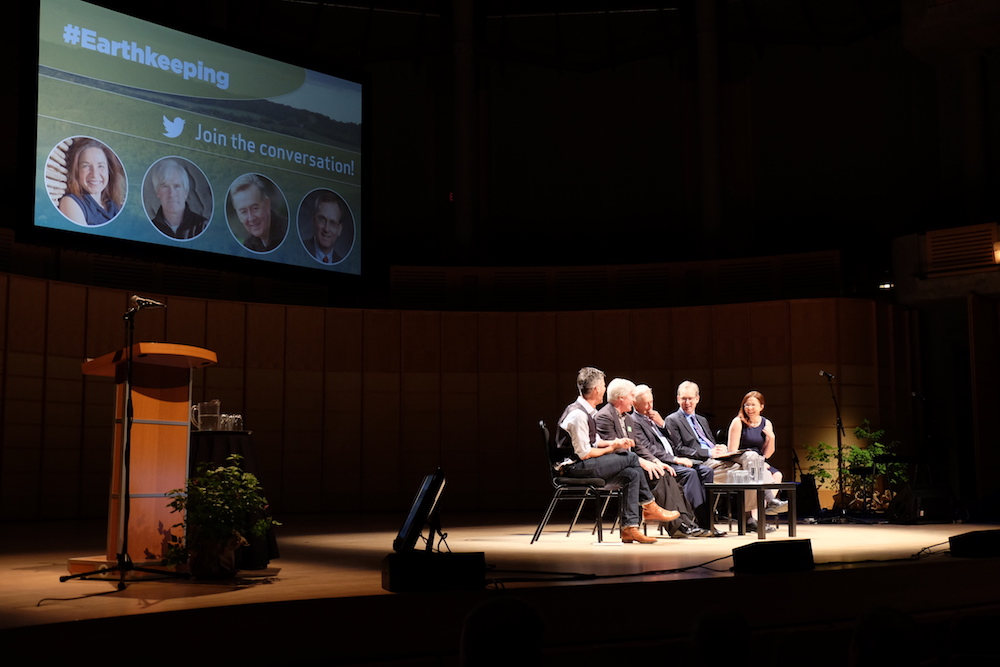 Earthkeeping Panel