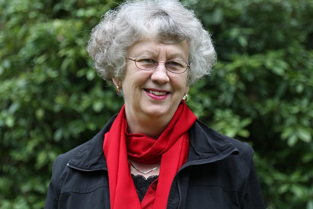 Antoinette van Kuik - A Rocha Canada Board Member
