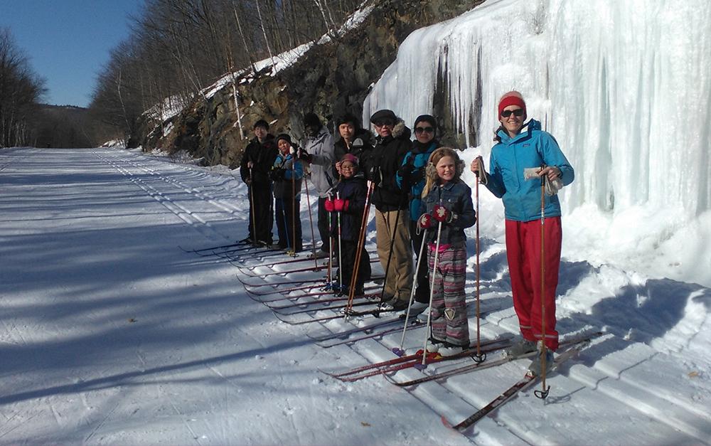 Skiing Near Ottawa