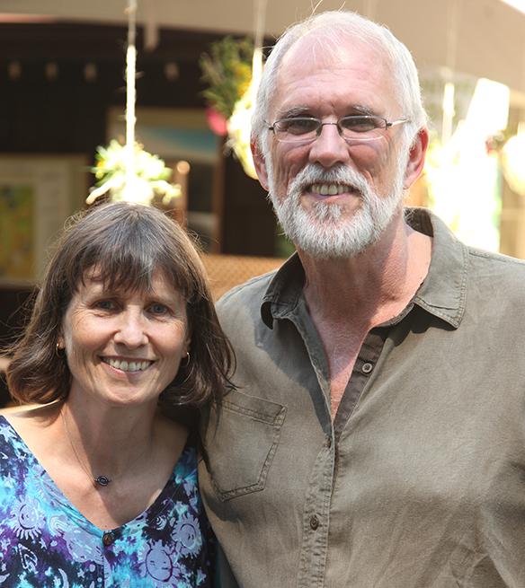 Rob and Ruth Des Cotes