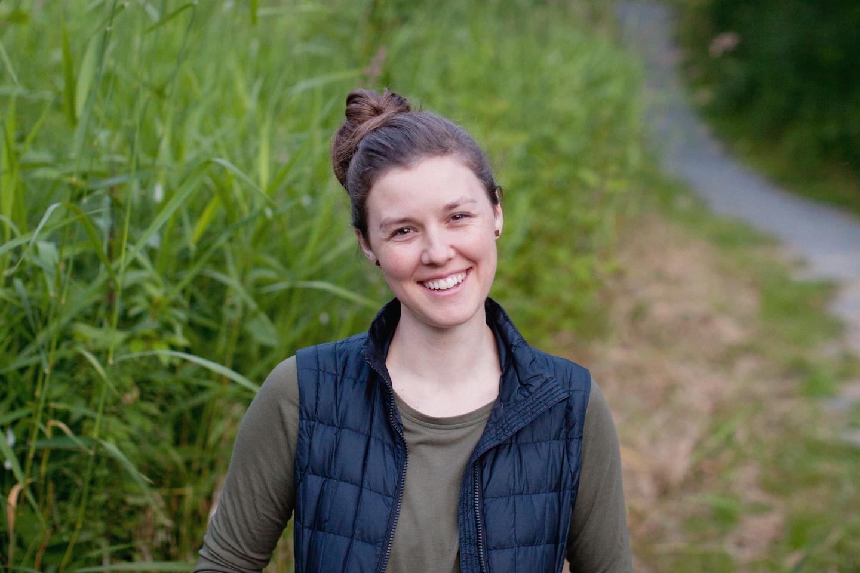 Portrait photo of Whitney Buckner