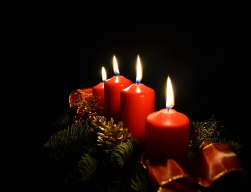 God dwells with us: Advent 4