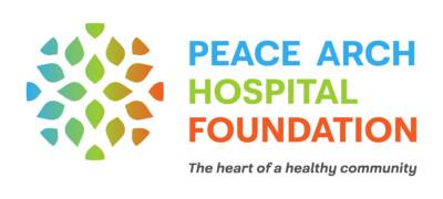 Peace Arch Hospital Foundation logo