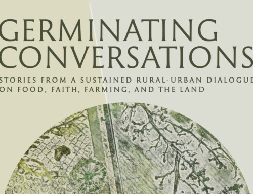Germinating Conversations: New Book and Study Guide